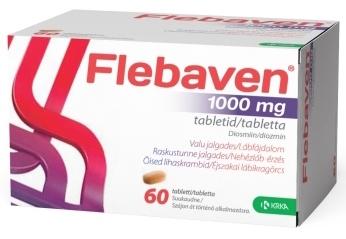 tabletták a varikózisban lévő erek számára