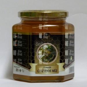 gesztenye méz visszér