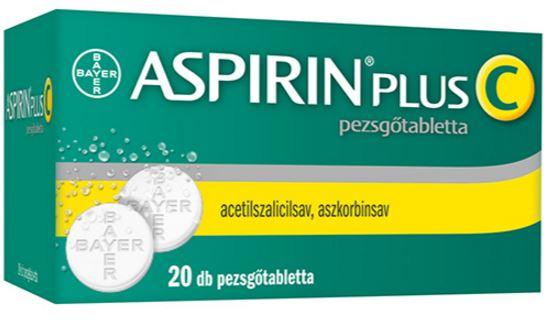 ASPIRIN 500 mg tabletta