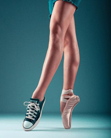 a lábakon visszeres erek futnak