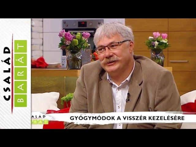 visszér és gyógymódok)