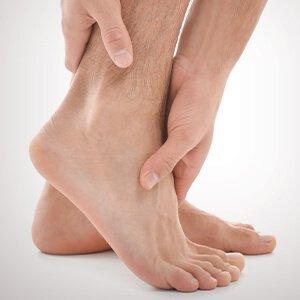 visszérfájdalmas lábujj