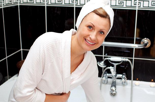 miért visszeres lehetetlen fürdeni)
