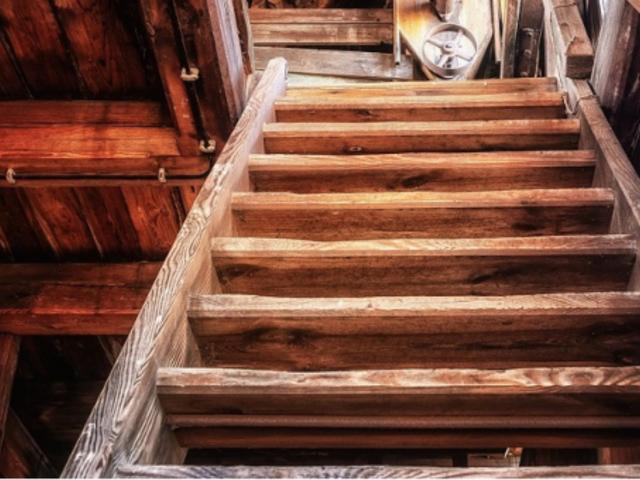 lépcsőn való mászás visszér