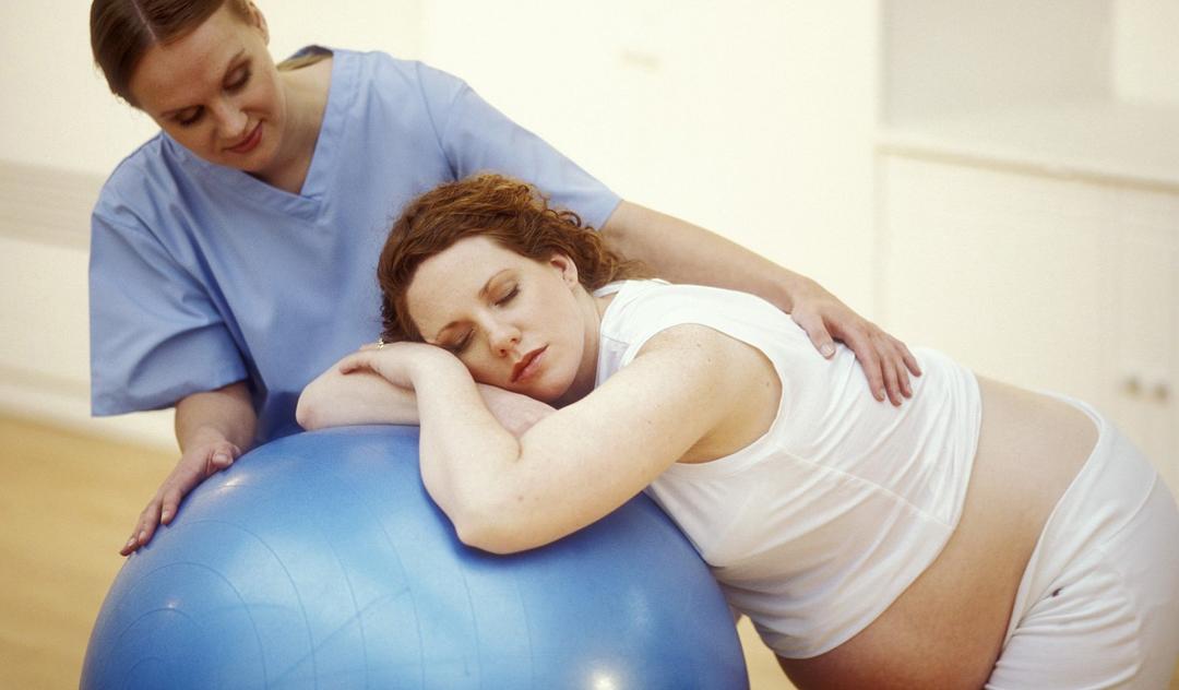 fitball a visszeres terhes nők számára