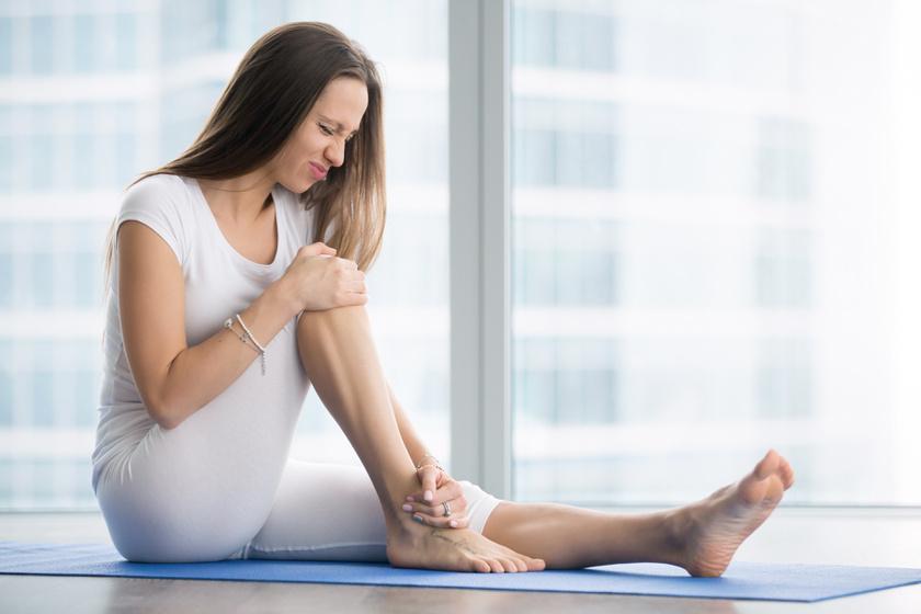 a jógával gyógyított visszér