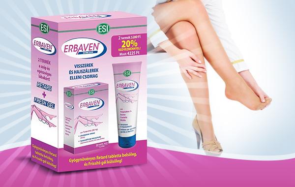 vitaminok a visszeres lábakon)