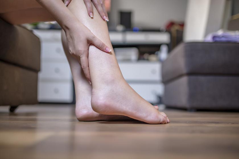 a lábak zsibbadnak a visszér)