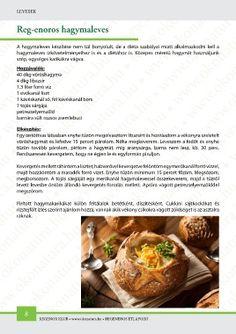 nyers étel étrend visszér vélemények)