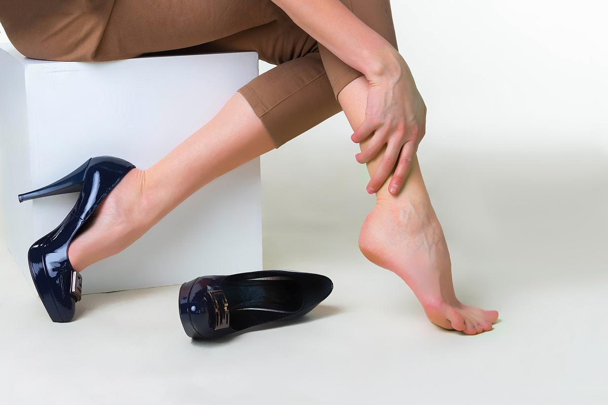 kiütés a lábakon visszér