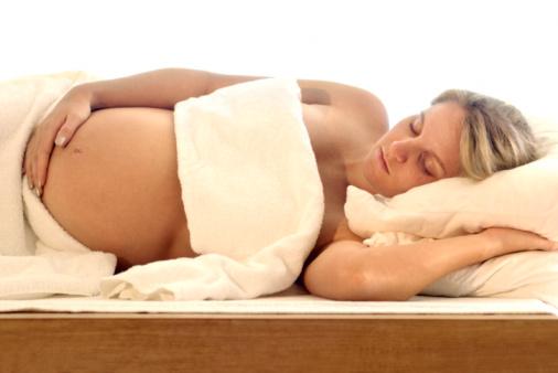 mit tehet egy visszeres terhes nő