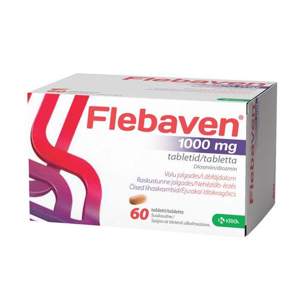 gyógyszertári díjak a visszér ellen visszérbetegségtől phlebodia ár