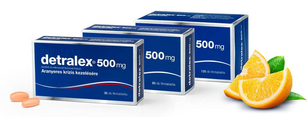 tabletták a visszerek visszér kezelésére